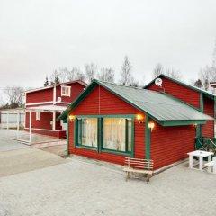 Гостиница Holiday Home Scandi Nordic в Выборге отзывы, цены и фото номеров - забронировать гостиницу Holiday Home Scandi Nordic онлайн Выборг вид на фасад фото 2