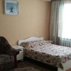 Гостиница Пихтовый Мыс комната для гостей фото 2