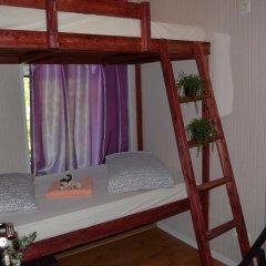Хостел Калинка Кровать в женском общем номере фото 3