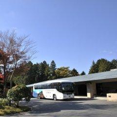 Отель The Prince Hakone Lake Ashinoko Идзунагаока парковка