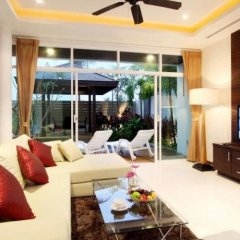 Отель Seetrough Villas комната для гостей фото 2