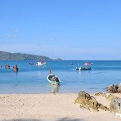 Patong Lodge Hotel пляж