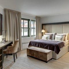 Clarion Hotel & Congress Oslo Airport 4* Стандартный семейный номер с различными типами кроватей