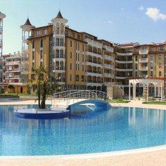 Апартаменты Gt Royal Sun Apartments Солнечный берег бассейн