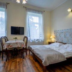 Апартаменты Sopot Roza Apartments Сопот комната для гостей фото 4