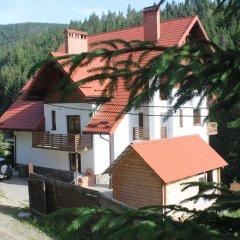Гостиница Na Gorbi Украина, Волосянка - отзывы, цены и фото номеров - забронировать гостиницу Na Gorbi онлайн балкон