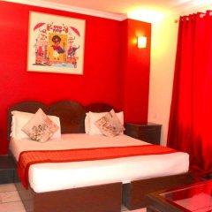 Hotel Unistar 3* Номер Делюкс с различными типами кроватей фото 16