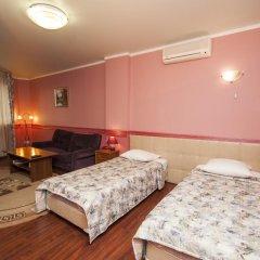 Катюша Отель 3* Улучшенный номер с различными типами кроватей фото 4