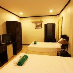 Отель The Green Beach Resort 3* Вилла Делюкс с различными типами кроватей фото 2