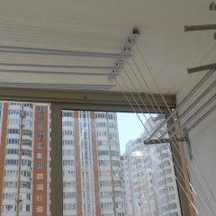 Hostel Vnukovsky Кровать в общем номере с двухъярусными кроватями фото 8