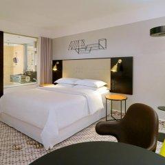 Sheraton Munich Arabellapark Hotel комната для гостей фото 5