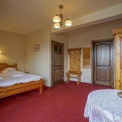 Отель Pensjonat Zakopianski Dwór 3* Стандартный номер с двуспальной кроватью фото 5