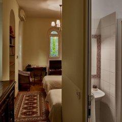 Отель Вилла Деленда ванная