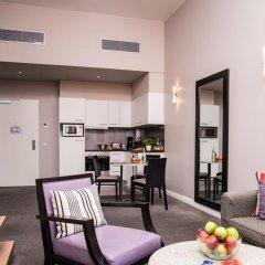 Adina Apartment Hotel Berlin CheckPoint Charlie 4* Стандартный номер с различными типами кроватей фото 5