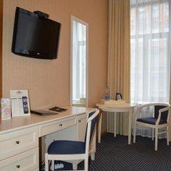 Гостиница Астон 4* Улучшенный номер с различными типами кроватей фото 13