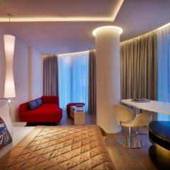 Отель W London Leicester Square 5* Люкс с разными типами кроватей