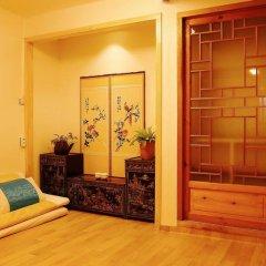 Отель HanOK Guest House 202 сауна