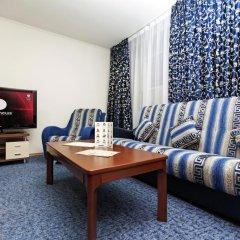 Отель Алма 3* Улучшенный люкс фото 8