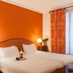 Отель Hôtel Eden Montmartre 3* Улучшенный номер с 2 отдельными кроватями фото 3