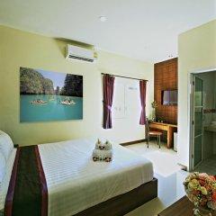Отель At Phuket Guest House 2* Стандартный номер с различными типами кроватей