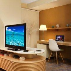 Отель Deris Bosphorus Lodge Residence удобства в номере