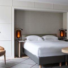Отель Hôtel Opéra Richepanse 4* Стандартный номер с различными типами кроватей фото 17