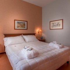 Отель Villa Eur Parco Dei Pini 3* Стандартный номер с двуспальной кроватью фото 4