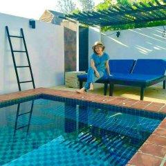 Отель Lawana Escape Beach Resort 3* Бунгало Премиум с различными типами кроватей фото 8