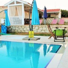 Отель Alacati Eldoris Otel 2* Номер Делюкс фото 7