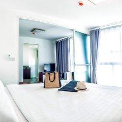 Отель The Wide Condotel Phuket Улучшенный номер фото 3