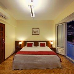 Vera Cruz Porto Downtown Hotel 2* Улучшенный номер двуспальная кровать фото 6