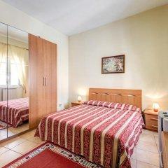Отель Buonarroti Suite 2* Стандартный номер с различными типами кроватей фото 5