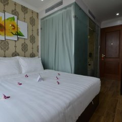 Hanoi Bella Rosa Suite Hotel 3* Стандартный номер с различными типами кроватей фото 2