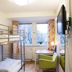 Slottsskogen Hostel Номер категории Эконом фото 10