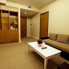 Отель Muong Thanh Da Lat 3* Люкс с различными типами кроватей фото 2