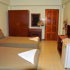 Отель Silver Gold Garden Suvarnabhumi Airport 3* Улучшенный номер с различными типами кроватей фото 3