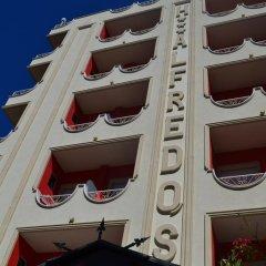 Hotel Alfredo's пляж