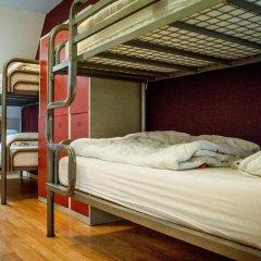 St Christophers Inn Hostel at The Bauhaus Кровать в женском общем номере с двухъярусной кроватью фото 3