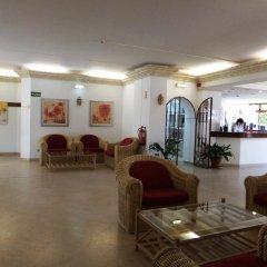 Hotel Apartamento Mirachoro II интерьер отеля