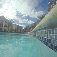 Отель Laguna Golf White Sands Apartment Доминикана, Пунта Кана - отзывы, цены и фото номеров - забронировать отель Laguna Golf White Sands Apartment онлайн бассейн фото 2