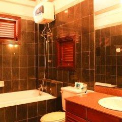 Апартаменты Giang Thanh Room Apartment Стандартный номер с различными типами кроватей фото 2