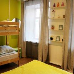 Хостел ULA Стандартный семейный номер с двуспальной кроватью