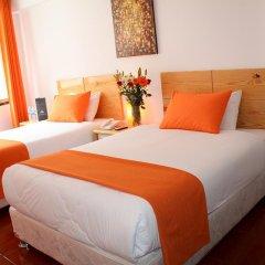Hotel Waman 3* Стандартный номер с 2 отдельными кроватями фото 3