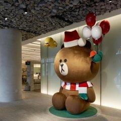 Отель Sotetsu Hotels The Splaisir Seoul Myeong-Dong спа фото 2