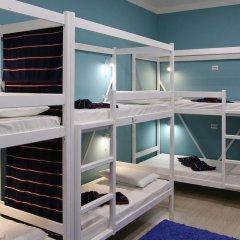 Гостиница Yakor Кровать в общем номере с двухъярусной кроватью фото 9