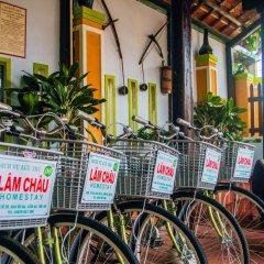 Отель Lam Chau Homestay спортивное сооружение