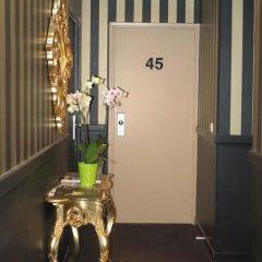 Отель Hôtel La Villa Cannes Croisette Франция, Канны - отзывы, цены и фото номеров - забронировать отель Hôtel La Villa Cannes Croisette онлайн интерьер отеля фото 3
