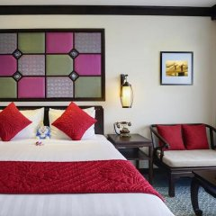 Little Beach Hoi An. A Boutique Hotel & Spa 4* Стандартный номер с различными типами кроватей фото 8