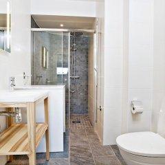 Отель Avenue A1 Улучшенные апартаменты с различными типами кроватей фото 46
