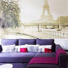 Отель Design & Chic Eiffel Tower Flat балкон